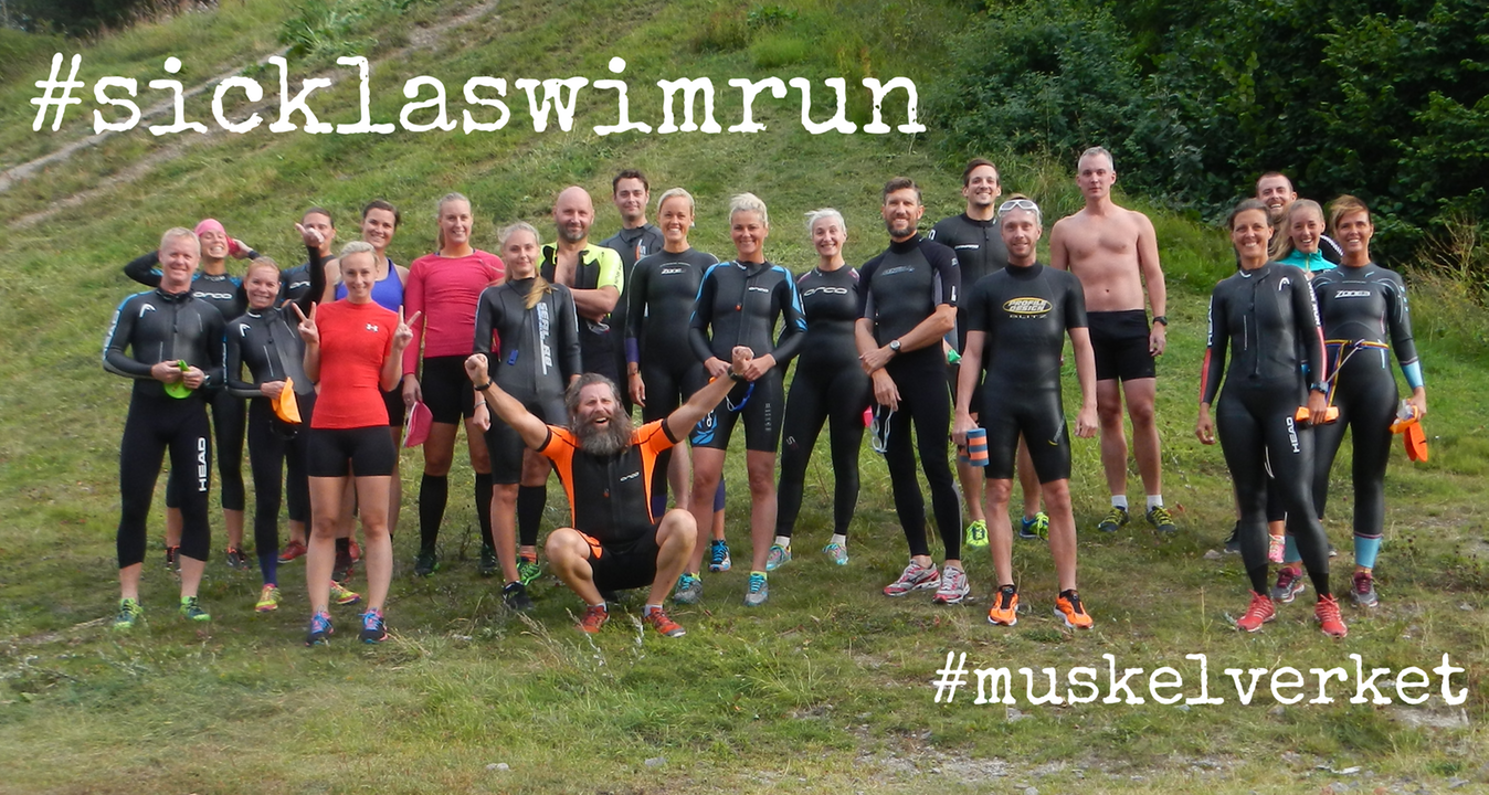 Sickla swimrun